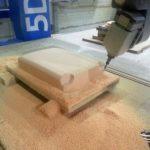 Hartschaum Modelle CNC gefräst