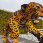 GFK Skulpturen, Tierenfiguren aus GFK