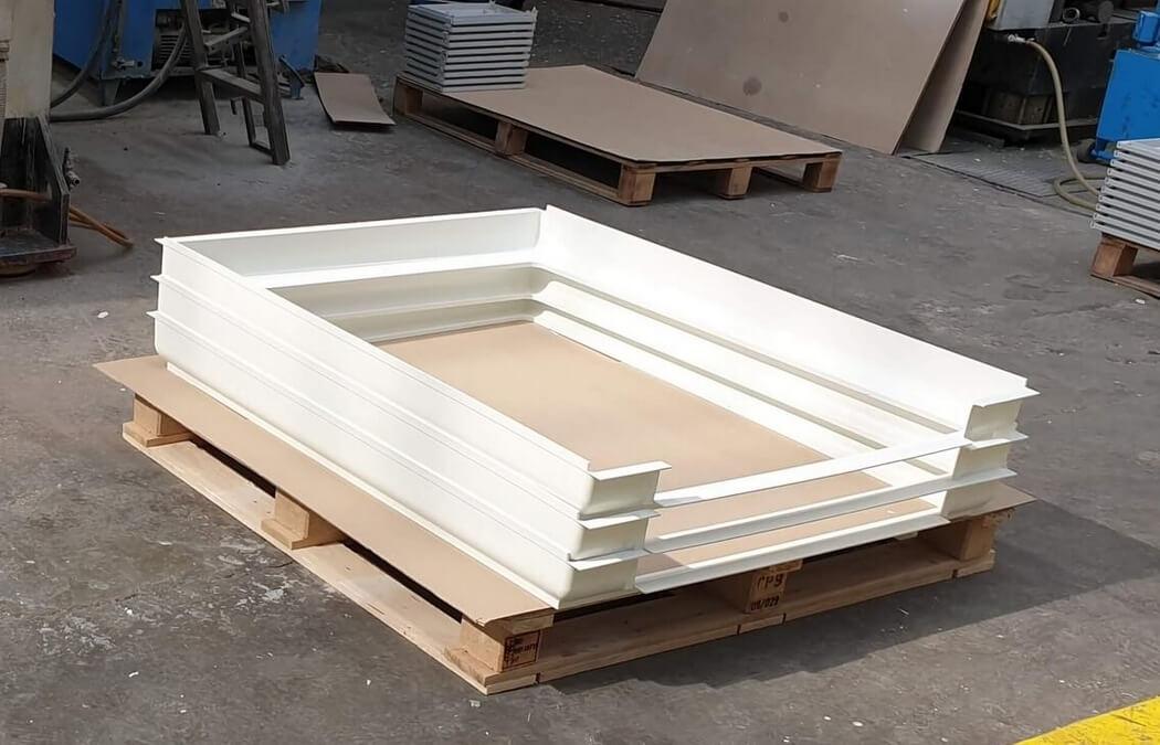 SMC Pressteile, SMC Teile, Sheet Molding Compound